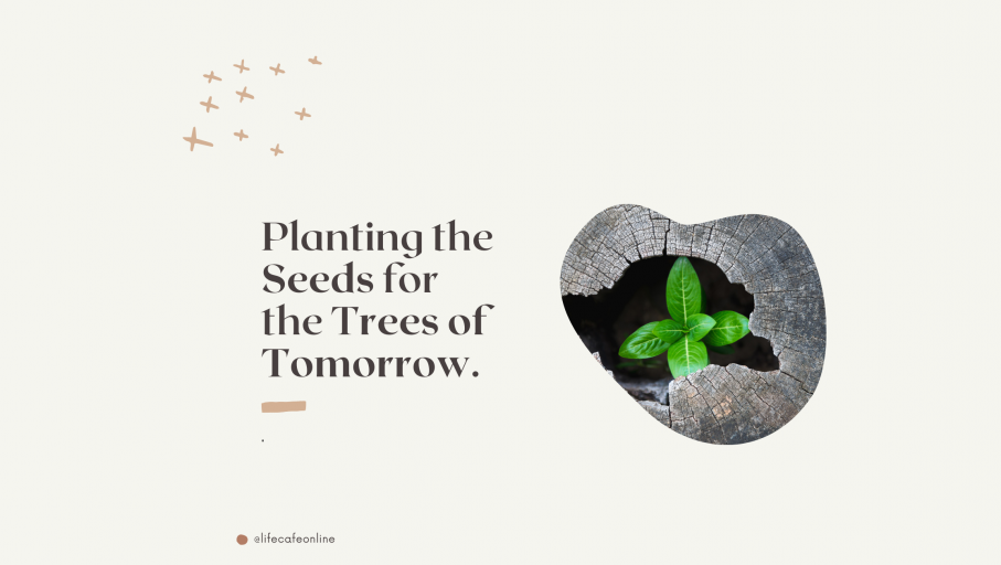 Planting the Seeds for the Trees of Tomorrow: Practicalities of Pre-Planning.