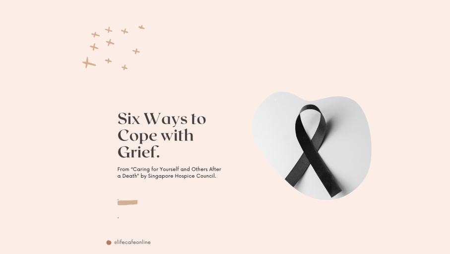Six Ways to Cope with Grief