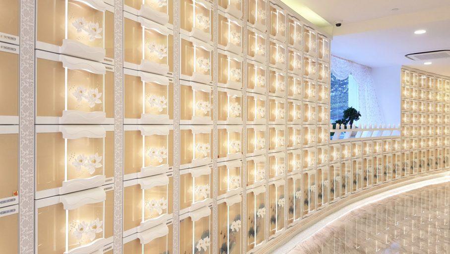 Choosing Final Resting Place in Nirvana Choa Chu Kang Columbarium
